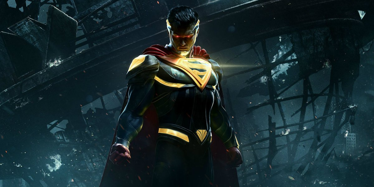 Bruce Wayne Kicks Virtual Ass in This Injustice 2 Video