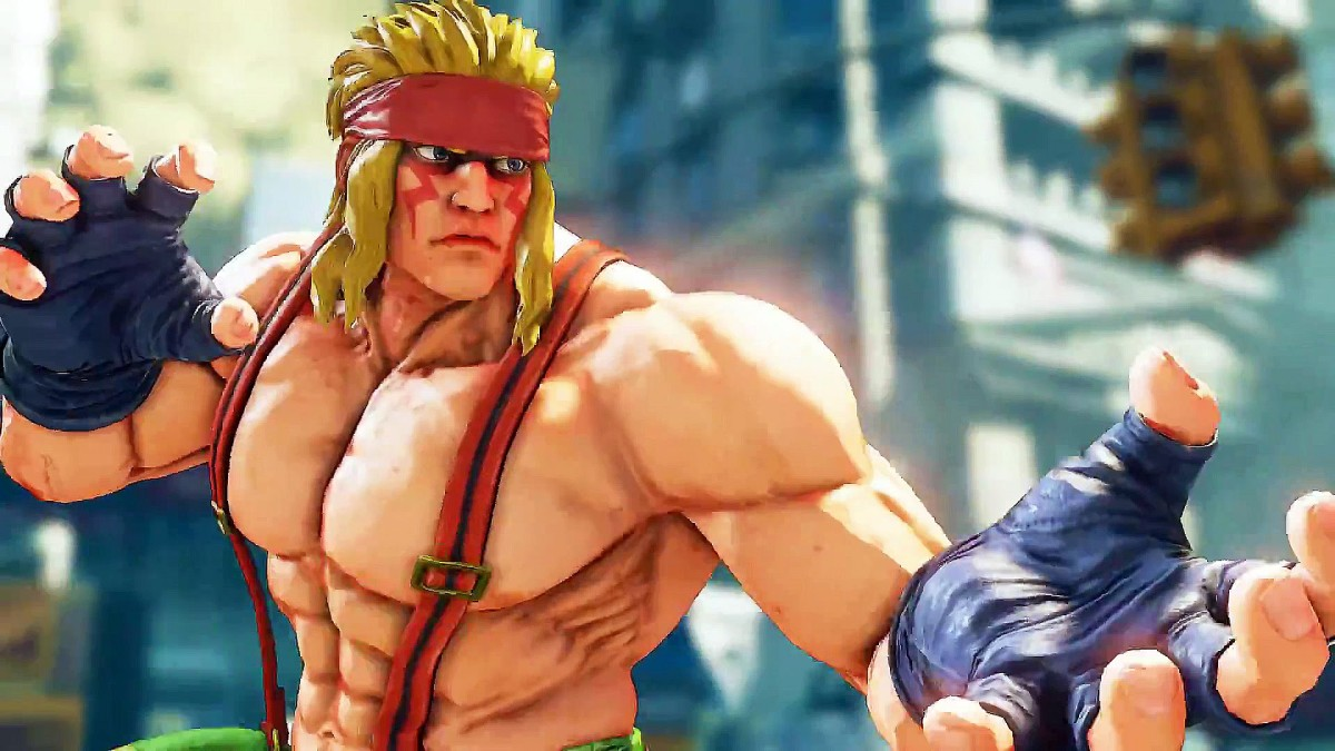 It's a Battle of World's Bests in this Street Fighter V: Arcade Edition First to Five