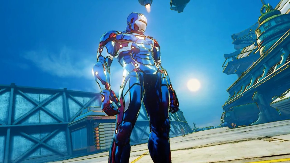 Complete Your Avengers Weekend with these Street Fighter V: Arcade Edition Marvel Mods