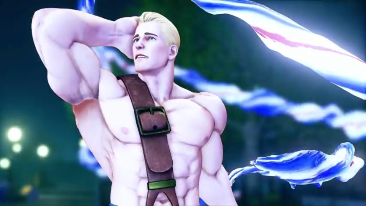 Here's Cody's Street Fighter V: Arcade Edition Character Trailer